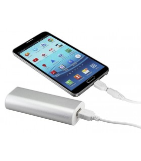 Cargador Power Bank Metálico 5200mAh