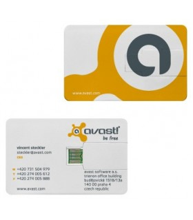 Pendrive 4GB Credit Card