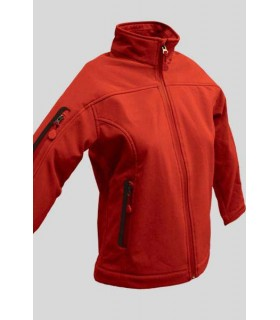 Chaqueta Softshell Expedition Forro Fusionado