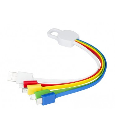 Connect Multicargador Colores